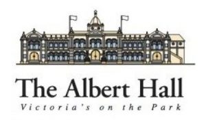 Albert-Hall-Logo